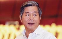 Không xem xét trách nhiệm hình sự cựu bộ trưởng Bùi Quang Vinh