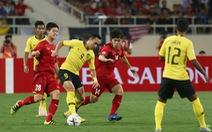 Trực tuyến Việt Nam - Malaysia (hiệp 1) 1-0 : Công Phượng mở tỉ số