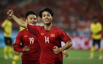 Trực tuyến Việt Nam - Malaysia (hiệp 2) 1-0 : Công Phượng mở tỉ số