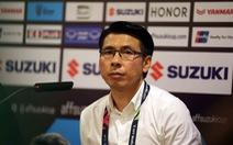 HLV Tan Cheng Hoe: 'Cầu thủ Malaysia có chút run rẩy khi tấn công'