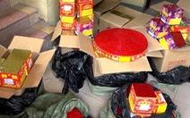 Thuê taxi chở hơn 200kg pháo từ Lạng Sơn về Hà Nội