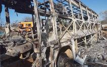 42 người bị thiêu sống trong xe khách bốc cháy ở Zimbabwe