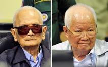 Phiên tòa lịch sử tuyên Khmer Đỏ tội diệt chủng