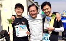 Chạy marathon ở tuổi 64