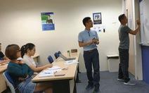 Lớp học tiếng Anh cho người Việt ở Singapore