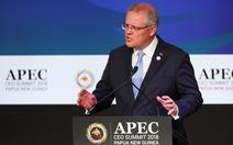 Lãnh đạo nhiều nền kinh tế APEC lên án bảo hộ thương mại