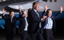 Triều Tiên trục xuất công dân Mỹ vượt biên vào nước này