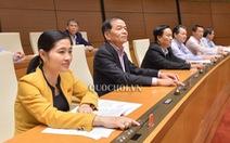 Quốc hội thông qua Luật phòng chống tham nhũng trước bế mạc