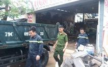 Sạt lở đất, hai mẹ con chết thảm trong quán ăn ở Nha Trang