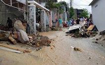 Thủ tướng yêu cầu các tỉnh Nam Trung Bộ khắc phục nhanh hậu quả mưa lũ