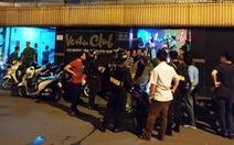 Cả trăm khách quán bar ở Phú Nhuận nghi 'phê' ma túy