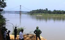 3 nam sinh Nghệ An bị đuối nước ở sông Lam