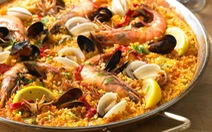 Ghé Tây Ban Nha đừng quên ăn thử cơm paella