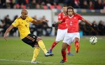 Ngược dòng khó tin trước Bỉ, Thụy Sĩ đoạt vé vào bán kết