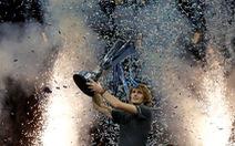 Đánh bại Djokovic, Zverev lần đầu vô địch Giải quần vợt ATP Finals