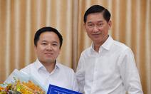 Ông Từ Lương làm phó giám đốc Sở Thông tin - truyền thông TP.HCM