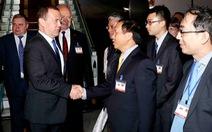 Tổng thống Ấn Độ,  thủ tướng Nga thăm Việt Nam