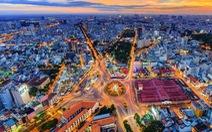 Bộ ảnh Sài Gòn tuyệt đẹp chụp từ trên cao
