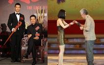 Ngày 20-11, xem Huỳnh Hiểu Minh, Bành Vu Yến… bái sư học nghệ