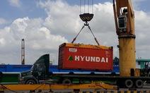 Trong 1 tuần nghỉ tết, xuất nhập khẩu đạt hơn 1,6 tỉ USD