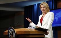 Phát ngôn viên Bộ Ngoại giao Mỹ có thể là đại sứ tại LHQ