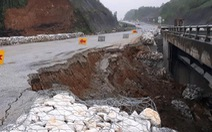 Cao tốc Nội Bài - Lào Cai sửa xong đường tạm
