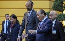 Việt - Pháp ký kết 17 văn kiện hợp tác, trị giá hơn 10 tỷ USD