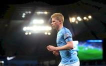Kevin De Bruyne nghỉ đá 6 tuần, 'hung tin' cho Manchester City
