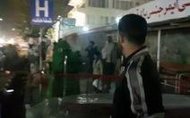 Đánh bom liều chết đẫm máu ở Afghanistan, 40-50 người chết