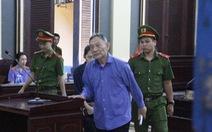 Nguyên tổng giám đốc Công ty Tài chính cao su Việt Nam lại hầu tòa