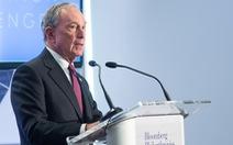 Cựu thị trưởng New York tặng trường đại học cũ 1,8 tỉ USD