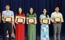 Giảng viên Duy Tân nhận danh hiệu 'Nhà giáo Đà Nẵng tiêu biểu'