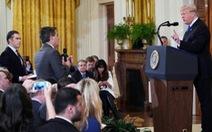 Nhà Trắng khôi phục quyền tác nghiệp cho nhà báo CNN