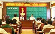 Nha Trang: bằng mọi giá di chuyển 400 hộ dân trước bão số 9