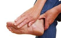 Tình trạng lão hóa ở bàn chân
