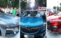 Giá xe hơi VinFast  từ 336 triệu đến 1,8 tỉ đồng