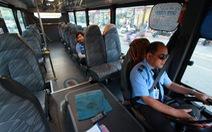 Quá vắng khách, buýt trợ giá 'chạy gió' trên phố Đà Nẵng
