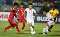 Tuyển VN hãy quên trận đấu với Myanmar