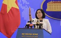 Việt Nam lên tiếng về mong muốn sớm đàm phán xong COC của Trung Quốc