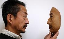 Nhật Bản nghiên cứu chế tạo mặt nạ in 3D y như người thật