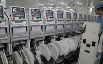 Quy trình sản xuất smartphone tại nhà máy của OPPO