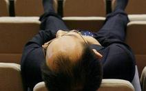 Nhiều công ty Nhật khuyến khích nhân viên chợp mắt trong giờ làm việc