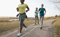 Tập thể dục thường xuyên khiến bạn 'trẻ' hơn 30 tuổi