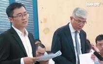 Tranh cãi quyết liệt về thiệt hại vụ Vinasun kiện Grab