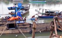 Vụ axit chìm dưới sông Đồng Nai: Không tác động đến chất lượng nước sông