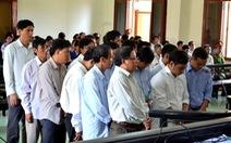 Phú Yên: truy tố cựu chủ tịch huyện cùng 15 đồng phạm vì cố ý làm trái