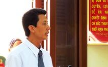 Bộ Tư pháp bác toàn bộ nội dung khiếu nại của cựu luật sư Võ An Đôn