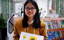 Vẽ tranh, trao quà ủng hộ bệnh nhi ung thư ở Đà Nẵng