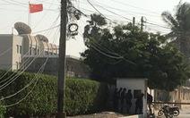 Lãnh sự quán Trung Quốc ở Pakistan bị tấn công, 3 người chết