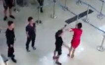 Bộ đề nghị Thanh Hóa xử nghiêm người hành hung nhân viên hàng không